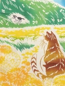 たんぽぽに猫下S.jpg